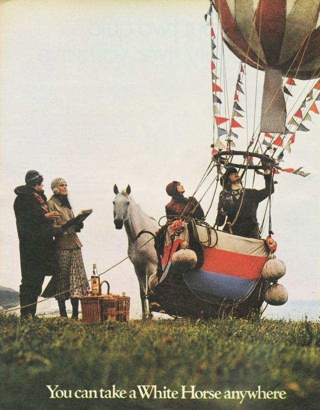 White Horse 'Balloon', KMP-01