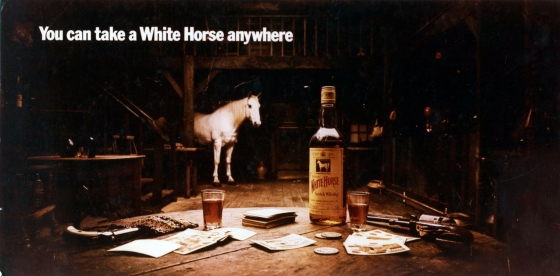 White Horse 'Bar*', David Holmes, KMP-01