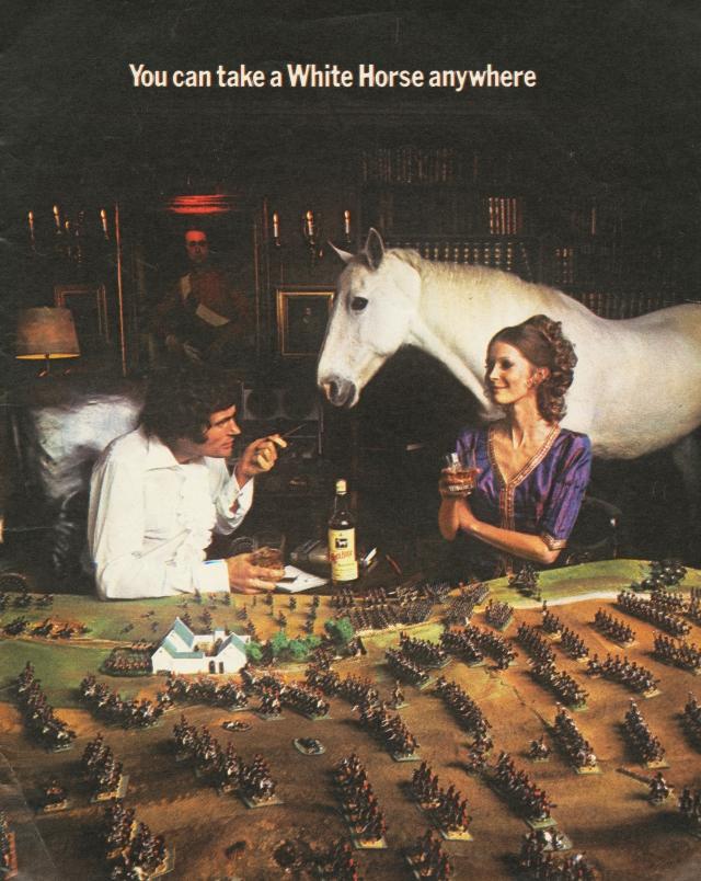 White Horse 'Chess', KMP-01