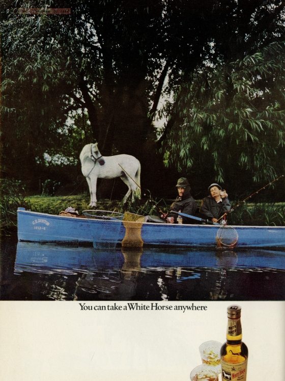 White Horse 'Fishing', KMP-01
