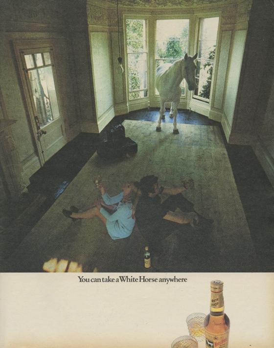 White Horse 'New Home', KMP-01