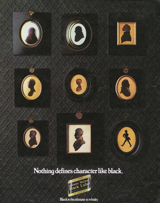 'Nothing Defines Character' Johnnie Walker Black, John Hegarty, TBWA.jpg