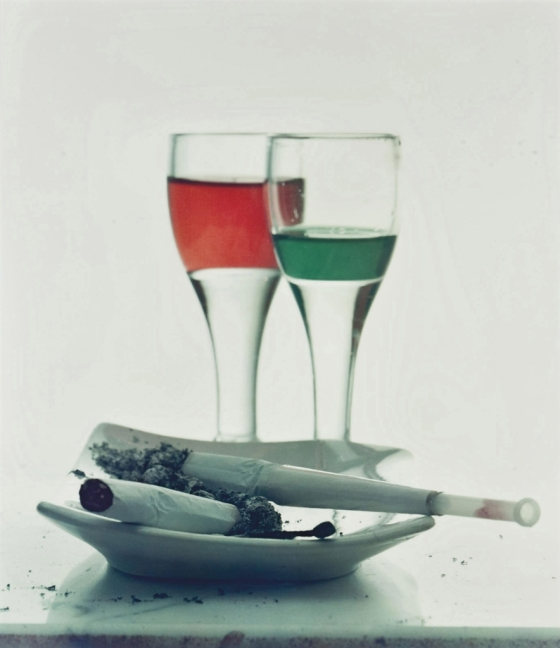 Irving Penn'Red & Green Drinks'.jpg