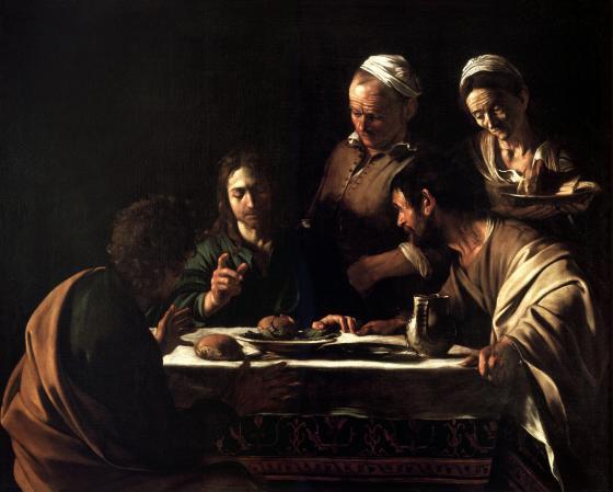 'Meal' Caravaggio.jpg