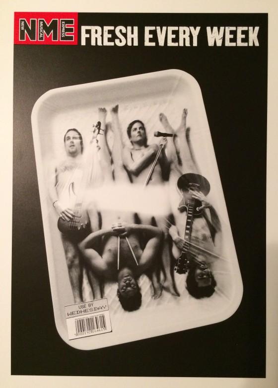 'Fresh' NME, Dave Waters, DFGW.jpg