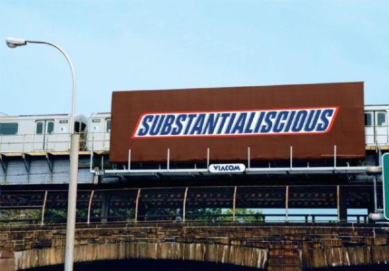 'Substantialiscious' Snickers, Gerry Graf, TBWA:NY..jpg