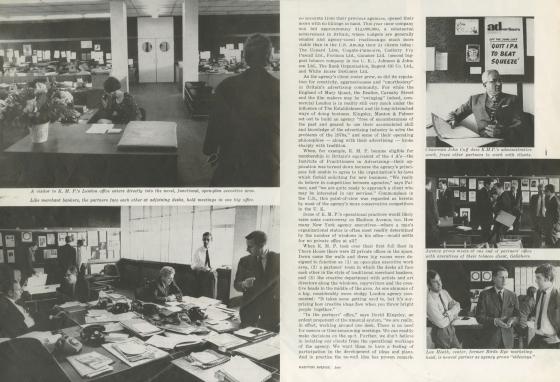 Madison Avenue Magazine 'KMP', 2, July 1967-01