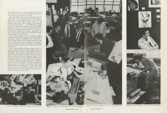 Madison Avenue Magazine 'KMP', July 1967, 3-01