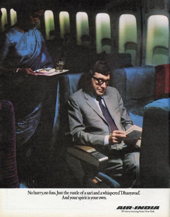'No Hurry, No Fuss' Air India, KMP-01.jpg